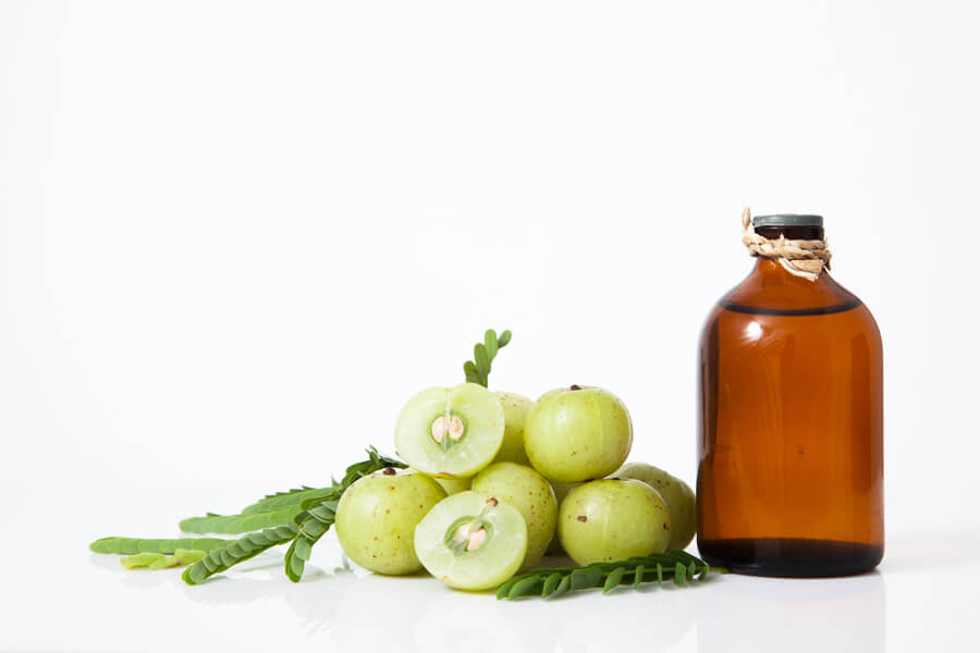 amla oil hair mask