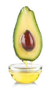 avocado oil hair mask